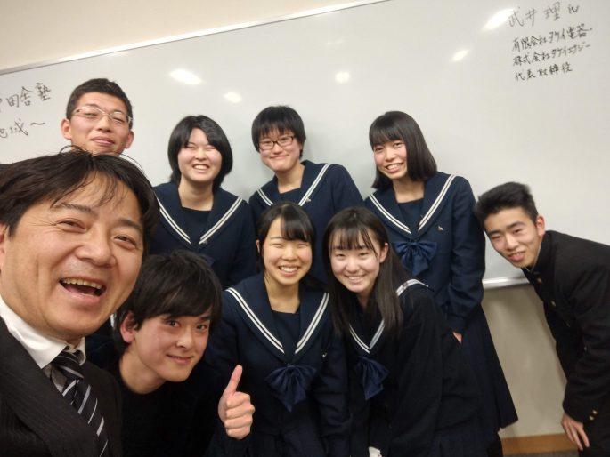 恵那高校イベント